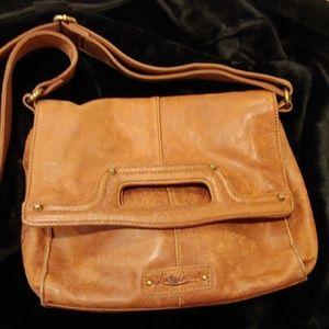 Lucky Brand Leather Messinger Bag